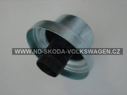 Manžeta středního kloubu guma/plech  94mm