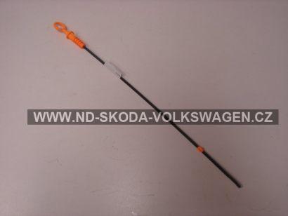 Olejová měrka TDi motor (kontrola dle VIN vozidla) FABIA II