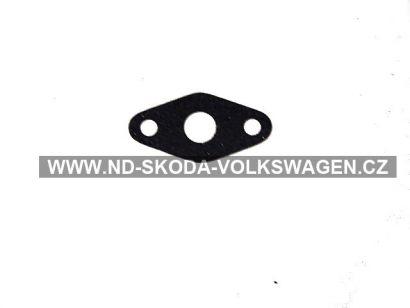 TĚSNĚNÍ TURBA OLEJOVÉ TRUBKY TDI MOTORY PASSAT B6 2005-2011
