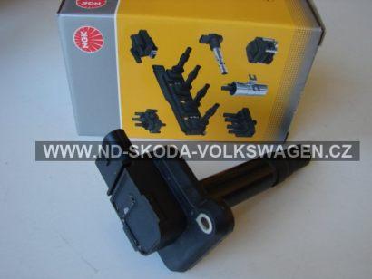 zapalovací cívka octavia 1997-2000 1,8 T  motor  ARZ