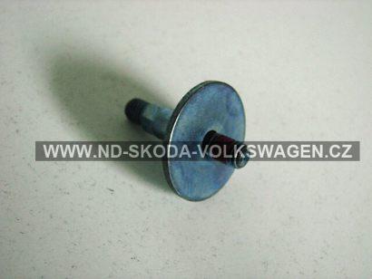 ČEP UPEVŇOVACÍ (KRYT MOTORU) PASSAT B6 2005-2011