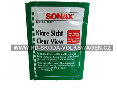 SONAX UTĚRKA NA OKNA (10 ML)