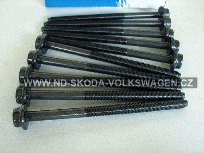 ŠROUB HLAVY VÁLCŮ M9X1.25X138MM (SADA 10KS) RAPID 2012-