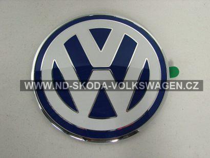 ZNAK VW ZADNÍ MODROBÍLÝ NEW BEETLE 2002-2005