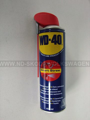 MULTIFUNKČNÍ MAZIVO WD-40 SMART STRAW (450 ML)
