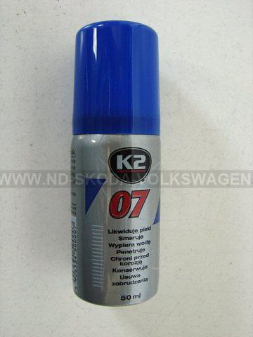 K2 07 VÍCEÚČELOVÝ PŘÍPRAVEK VE SPREJI (50 ML)