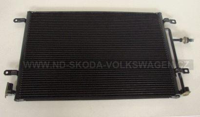 KONDENZÁTOR KLIMATIZACE AUDI A4 2003- /SEAT EXEO/EXEO ST 2008-