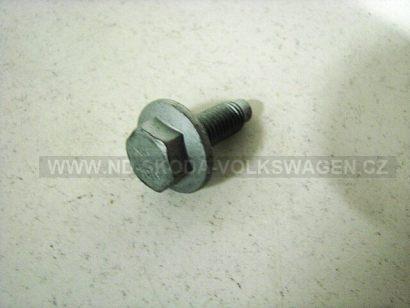 ŠROUB M8X25MM (DRŽÁK P SVĚTLOMETU/CHLADIČOVA STĚNA/VZPĚRA NÁPRAVNICE) PASSAT B6 2005-2011