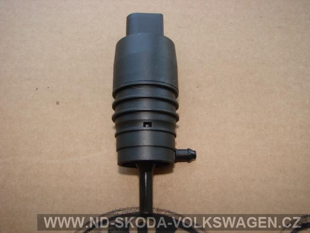Čerpadlo ostřikovače skel. PASSAT B6  - 3C 2005>
