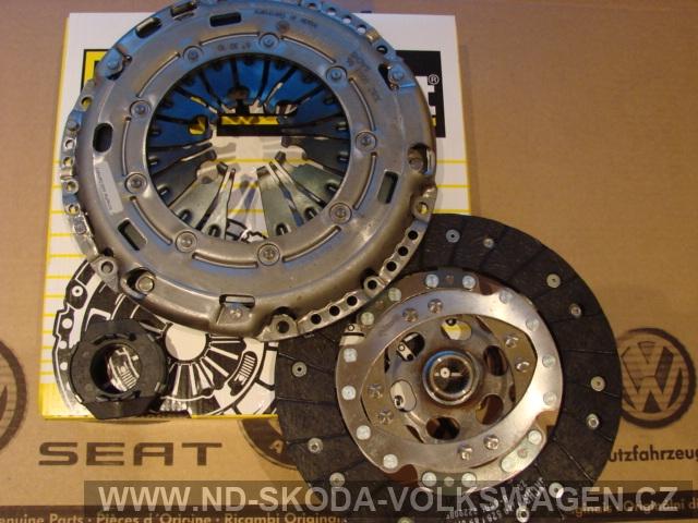 SPOJKA1,9 TDI 66/74/77 KW + 2,0 FSI  průměr 230mm TOURAN