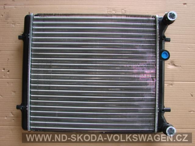 chladič vody octavia I  od r.97-2010  1,4/1,6 55KW