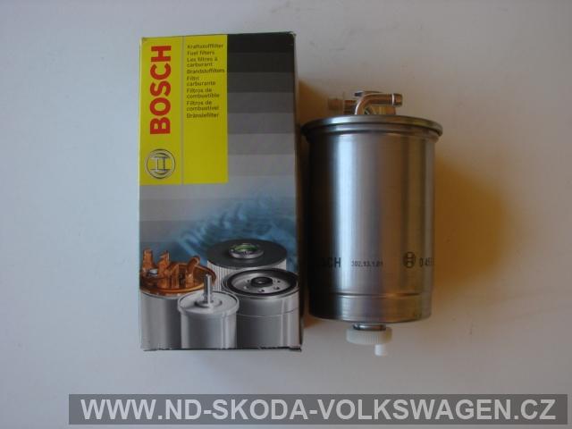 PALIVOVÝ FILTR VW GOLF III   1,9D/1,9TD/1,9TDI/1,9SDI     47/48/55/66/81 KW