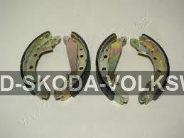 brzdové čelisti pro bubnovou brzdu felicia i od r.95-98