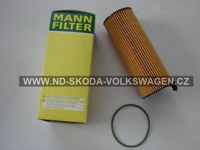 OLEJOVÝ FILTR AUDI A6  3,0/4,2 TDI 2006><2011