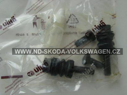 sada čep vodíci pro držák třmenu přední brzdy felicia i od r.95-98