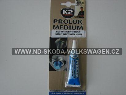 fixátor šroubových spojů (modrý)
