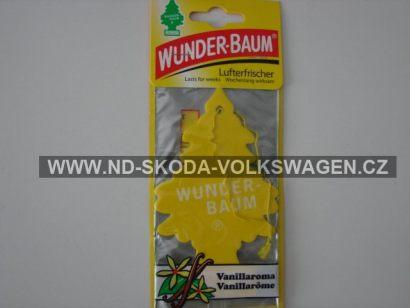 WUNDER-BAUM  osvěžovač  Vanillaroma