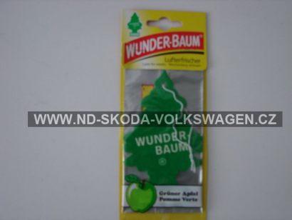 WUNDER-BAUM  osvěžovač  Gruner Apfel