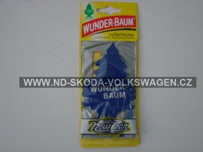 WUNDER-BAUM  osvěžovač  BAUM New Car