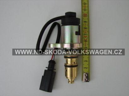 Regulační ventil kompresoru klimatizace SANDEN PXE13/PXE16