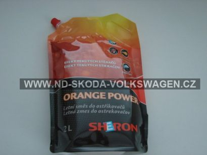 SHERON SHERON letní směs Softpack 2 lt Power Orange