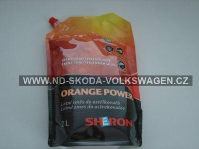 SHERON letní směs Softpack 2 lt Orange Power