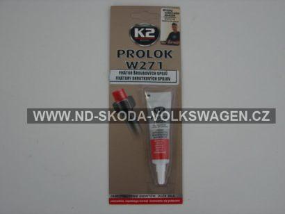 Fixátor šroubových spojů 6 ml HIGH / K2