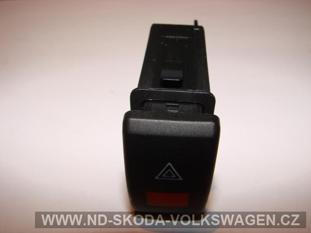 spínač varovných světel octavia od r.8/98-8/00 - ONYX