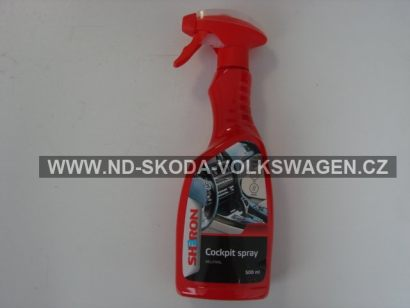 SHERON cockpit spray 500 ml PET-rozpr.