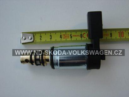 Regulační ventil pro kompresor Denso FABIA II