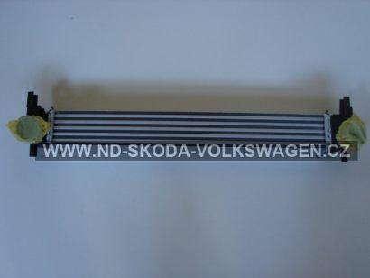Chladič nasávaného vzduchu 2011> kod motoru CFWA,CAYA,CAYB,CAYC 1,2/1,6 Diesel FABIA II