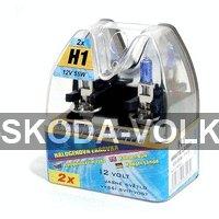 ŽÁROVKA 12V H1 55W WHITE LASER(2 KS)