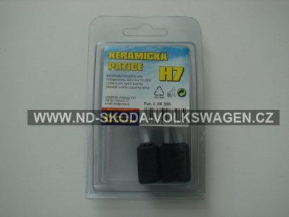 PATICE KERAMICKÁ H7 (SADA 2 KS)