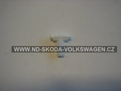 PŘÍCHYTKA TĚSNĚNÍ SKLA PASSAT B6 2005-2011