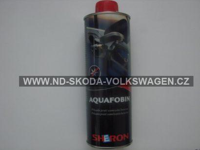SHERON Aquafobin 500 ml Přísada proti zamrzání benzinu.