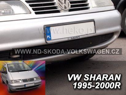 ZIMNÍ CLONA SPODNÍ SHARAN 1995/2000 - SEAT ALHAMBRA 1995-2000 - FORD GALAXY 1995-2000