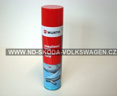 ODMAŠŤOVAČ RAPID WÜRTH (600ML)