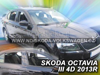 SADA 4KS OFUKŮ OCTAVIA III LIMUZÍNA 2013-