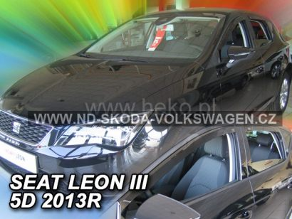SADA OFUKŮ SEAT LEON III 2013-