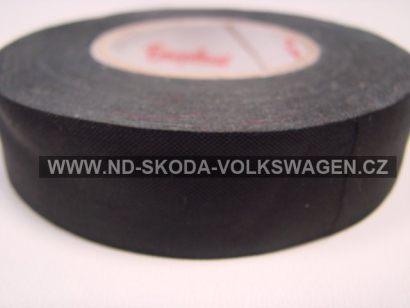 Polyester.izolační páska COROPLAST 19mmx25m (izolace el. kabeláže )