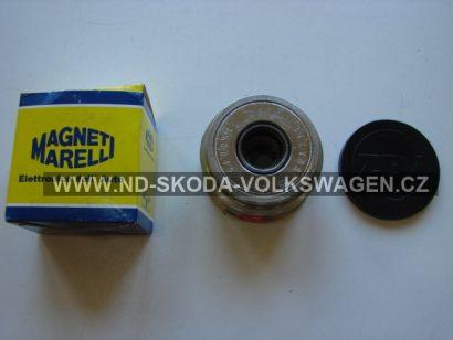 ŘEMENICE ALTERNÁTORU PASSAT B5 1997><2000 1,9 TDI 66/81 KW 5 drážek