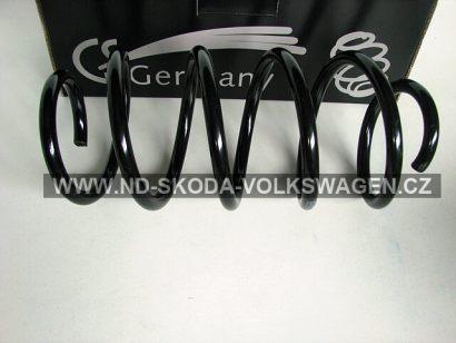 PRUŽINA PŘEDNÍHO TLUMIČE (CS GERMANY) PASSAT B6 2005-2011