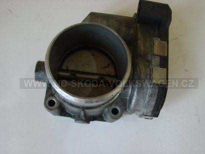 Škrtící klapka AUDI A6 2004><2011