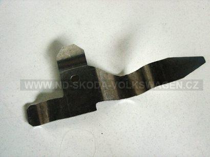 STÍNÍCÍ PLECH (SKŘÍŇ PŘEVODOVKY) PASSAT B5 1997-2005