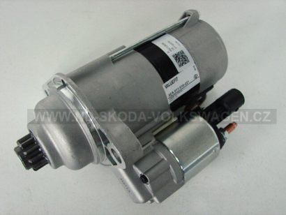 SPOUŠTĚČ MOTORU - STARTÉR 1,7kW (HELLA) PASSAT B6 2005-2011