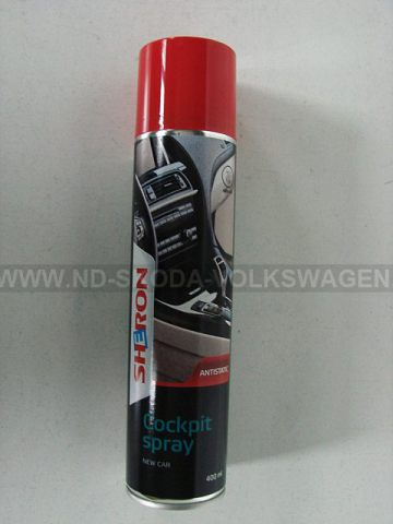 SHERON COCKPIT SPRAY NEW CAR (400 ML)