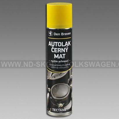 AUTOLAK ČERNÝ MAT TECTANE (400 ML)