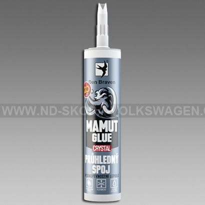 MAMUT GLUE CRYSTAL - TRANSPARENT (290 ML)