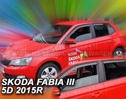 SADA 4KS OFUKŮ FABIA III 2015- 5-DVÉŘ. HATCHBACK/COMBI