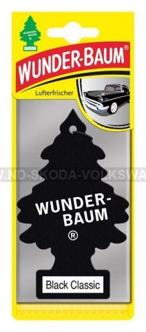 WUNDER-BAUM OSVĚŽOVAČ BLACK CLASSIC